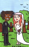 Wyatt and Marlowe's Wedding by DJgames