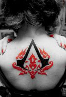 Nothing is true, everything is permitted. by Laretsu