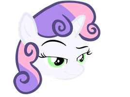Sweetie Belle by thecoltalition