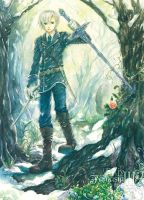 In the Snow Forest by nomichi