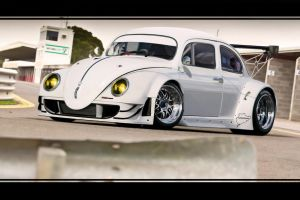 volkswagen beetle Nur by ROOF01