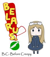 Chibi Belarus Diaries- Cover by littleSempai