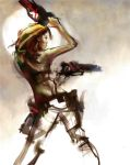 gunslinger by Cok3ster