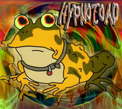 ALL HAIL THE HYPNOTOAD by powerfoxslayer