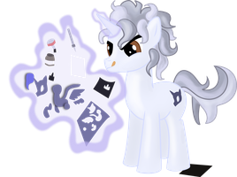 The Paper Ponysona by The-Paper-Pony