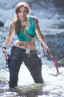 Lara Croft: Rage by JennCroft