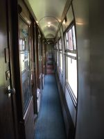 Harry Potter Train Carriage by pigwigeon