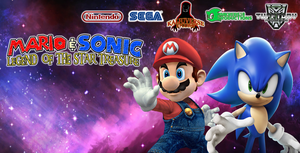 Mario and Sonic - LotST Teaser Poster by TuffTony