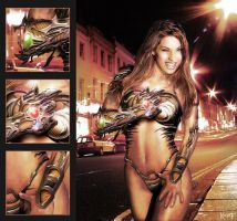Witchblade by ROCINATE