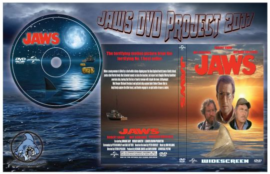 jaws-DVD project by Raymo4life