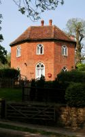 Hexagonal House by GothicBohemianStock