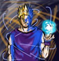 Son Gohan by ultima0chaotic