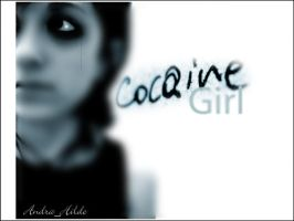 Cocaine Girl by andrahilde