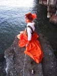 Adventure Time - Flame Princess by Kharen94th