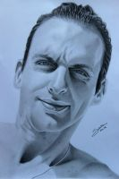 Portrait drawing 2 by Sara-Anjos