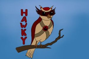 Avatar Animal Babies: Hawky by the-rose-of-tralee