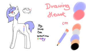 Drawing Heart reference by OhDrawingHeart