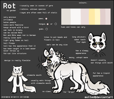 ROT REFERENCE 2012 by motted