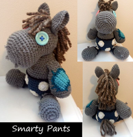 Deluxe Smarty Pants by JwalsShop