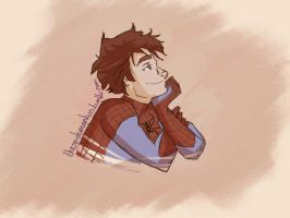 Peter Parker by CHAOTIKproductions