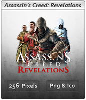 AC Revelations - Icon 3 by Crussong