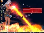 Fire powah desktop :O by Darnell-Johnson
