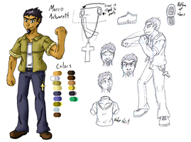 Marco Reference Sheet by SOAMan