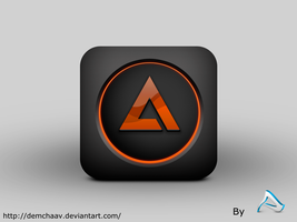 AIMP Dock Icon by DemchaAV