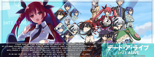 Date A Live TLC by tammypain
