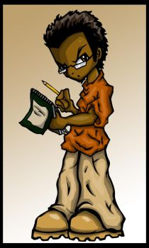 Boondocks Style by Dillo64