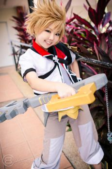 Kingdom Hearts BBS: Ventus by yivonvon