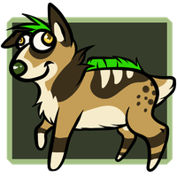 Boxdog Adopt -closed- by SilenceMoonskin
