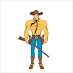Tex Willer - Tex by Carcharocles