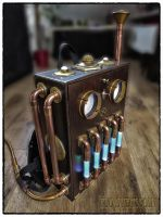 Steampunk Backpack 1 by flosvensson