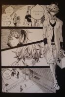 Deadman Wonderland Manga Page by Highway3