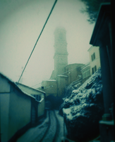 Neve nel paese by MonicaYar