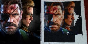 MGSV: Ground Zeroes Project Update 20 by Snake-Fangirl