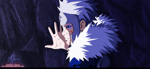 Tobirama Senju by gaston18