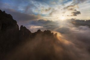 Into the Dragons Breath by carlosthe