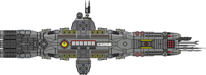 Ceres Medium Cruiser by United-Systems-Navy