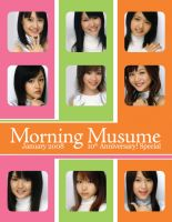 Morning Musume Newsletter 1 by KawaiiAyu