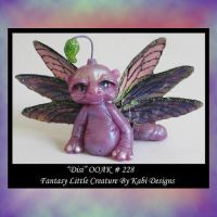 Disi Fantasy Little Creature by KabiDesigns