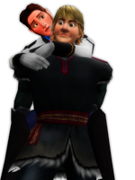 Hans and Kristoff by Simmeh