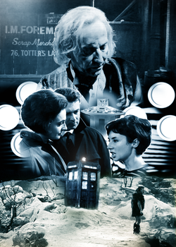 Doctor Who: An Unearthly Child by Esterath13