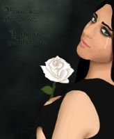 Ghost of a Rose by Jeleane