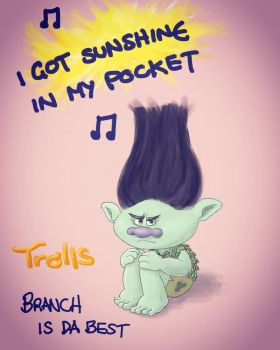 Branch is da best :) Trolls by thuaners
