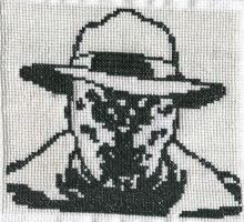 Rorshach Xstitch by coincollect408