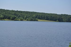 The Lake at Peace Valley Park by Flower-of-Grace