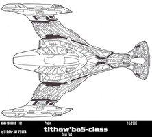 Ships of ASR-Klingon-CA+ by GhostRider2007