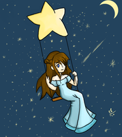 Star gazer by Nishisin